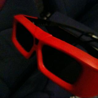 Avatarの3Dメガネ