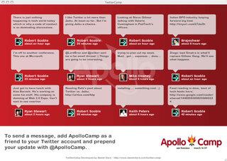 Twittercamp