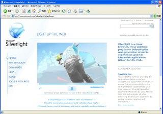 Microsoftsilverlight