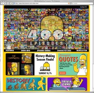 Simpsons400