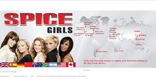 Spicegirlsweb