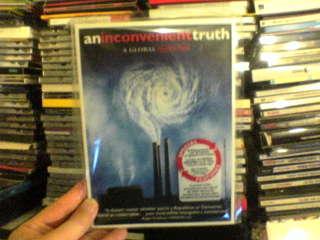 An Inconvenient Truth DVD