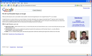 Googleromance