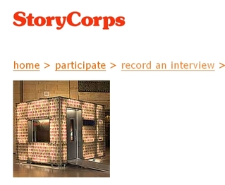 Storycorpsstorybooth