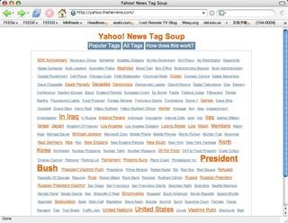 Yahootagsoup