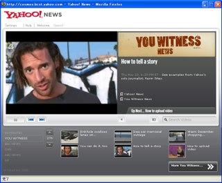 Youwitnessthenews